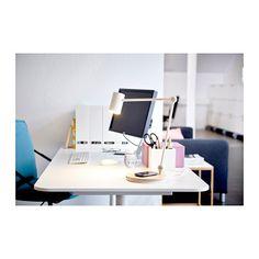 RIGGAD, Lampada lavoro/ricarica wireless - IKEA