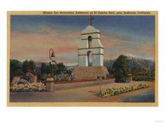 Mission San Bernardino Asistencia, Redlands, CA