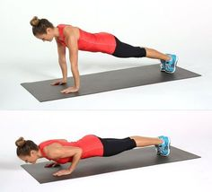15 Chest Exercises Every Woman Should Know How to Do