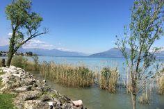 Siemione, Garda, Włochy / Gardalake, Italy ❤️