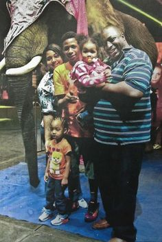 thepoliticalfreakshow: Let This Be The Image of Eric Garner That Circulates