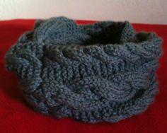 écharpe - site modèle tricot