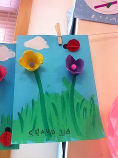 Tapas, Origami, Flower Art, Album, Deco, Spring, Flowers, Christmas, Crafts