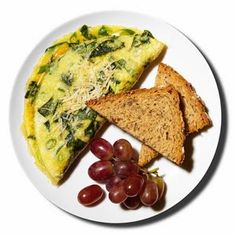 Healthy Tips and News: 7 Breakfast Recipes Under 300 Calories - The Fat-Fighting Diet