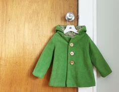 Little pea coats