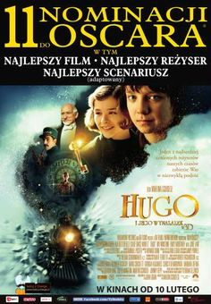 Hugo i jego wynalazek (2011)
