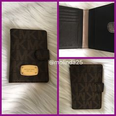 Reserved MK Passport MICHAEL Michael Kors Passport in Excellent Used condition  No stains, no wear or tear  MICHAEL Michael Kors Bags Wallets