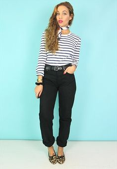 Vintage Distressed 90s Levi S 501 Jeans In Black Wiwmstb