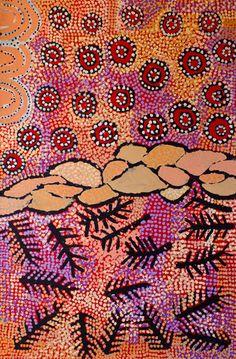 Helen Curtis / Cave Hill  150 x 100 cm
