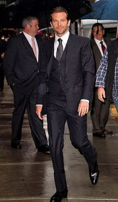 Bradley Cooper styled by Ilaria Urbinati   Our Favorite Men's Stylists in Hollywood   School of Style