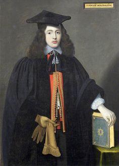 Richard Lovelace 1617–1657 Royalist poet by John de Critz the elder