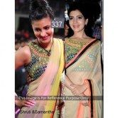 bollywood-replica-saree-samantha-shruti