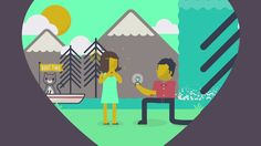 Illustrator Proposes To Long-Time Girlfriend With An Awesome Animation Video - TAXI Daily News