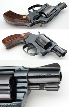 Smith & Wesson S&W Model 36 (Chiefs Special) 38 Spl Revolver Inch Barrel Rifles, Smith And Wesson Revolvers, Smith N Wesson, Weapons Guns, Guns And Ammo, Tac Gear, Home Defense, Bushcraft, Cool Guns