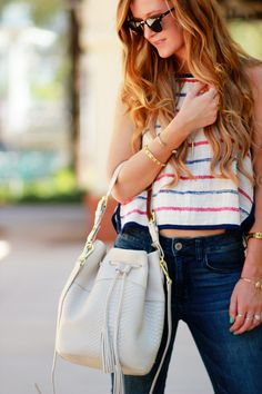 GiGi New York   Bone Jenn Bucket Bag   Upbeat Soles Fashion Blog