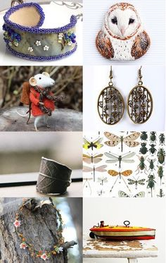 Playful Journey by Gwen on Etsy--Pinned with TreasuryPin.com