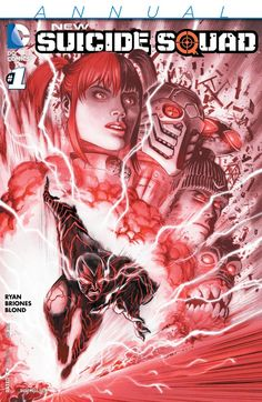 New Suicide Squad (2014-) #1: Annual (September 2015)