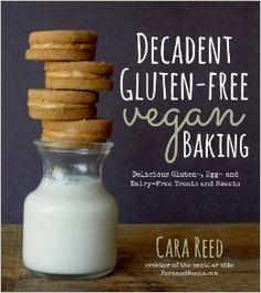 Pre-Order my Decadent Gluten-Free Vegan Baking Cookbook today!