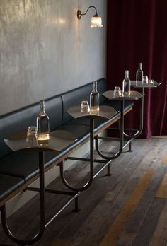 Pipecraft Innovations – Polpetto Restaurant, Soho In 2013 Pipecraft were commissioned by the Studio of Design and Architecture (SODA) to work in conjunction with du Boulay on the fitting out of the prestigious Polpetto restaurant in Soho.