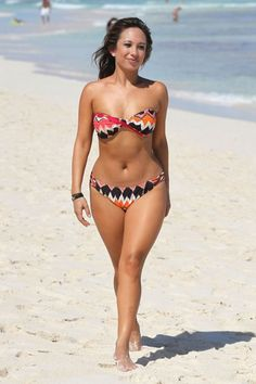 Cheryl Burke Shes So Beautiful Get In Shape Cheryl Ladd Bikini Bum