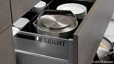 Modern German Kitchen Cabinetry   LEICHT Boston