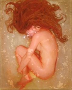 Love this print for my bathroom, or dressing room. Just beautiful....Jessica Dunegan.