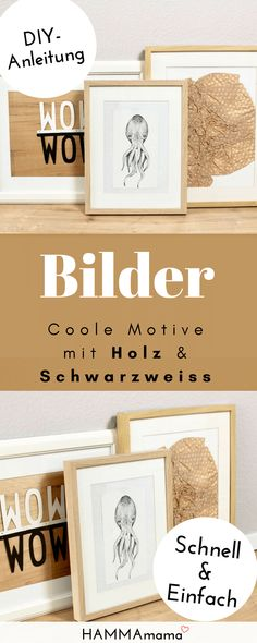 Holz DIYs Diys and Crafty