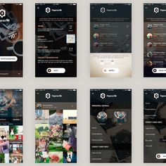 Create the user experience for the next great photography app by ozonestyle
