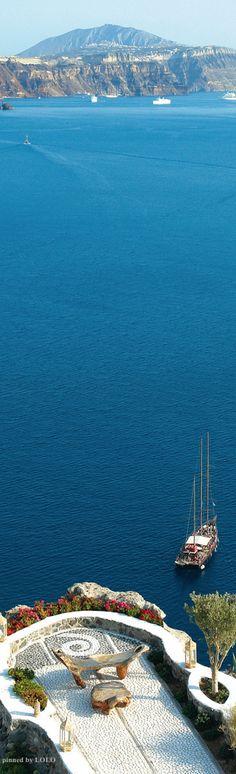Adronis Luxury Suites...Santorini, Greece