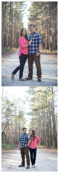 Fields and Stacy's Goose Creek State Park engagement session, Washington NC, Will Greene Photography