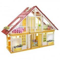 barbie dream house -