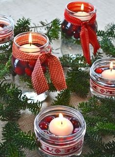 #christmas #candels