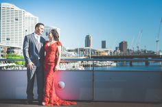 Claudia & Ross on Starship Sydney