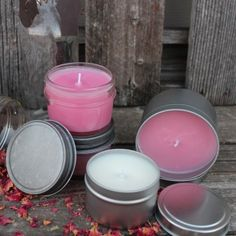 Day 4 Only ~ Relax at Home: Home Aromas, Candles, & Massage Products - The Nova Studio