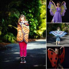 Birds, butterfly and ladybird wings! Bird Wings, Butterfly Wings, Butterfly Party, Halloween Ideas, Party Ideas, Birds, Collection, Bird, Ideas Party