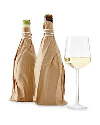3 Ways to Taste Wine Blind: Brown Bags - could be really cute with twine and other rustic decor for a wine tasting party