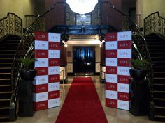 The Grand Entrance for the Home Counties South PRide Awards 2012.   Loving the red carpet! #pridehcs     Find the winners here http://www.cipr.co.uk/content/events-awards/pride-awards/results-2012/home-counties-south