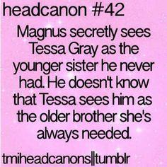 Tessa magnus