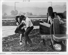 Cindy Williams hitting Harrison Ford in anger in a scene from the film 'American Graffiti', Teen Movies, Good Movies, My Dream Car, Dream Cars, Classic Films, Classic Cars, Harrison Ford Movies, Cindy Williams, American Graffiti