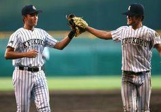 福岡・九州国際大付属高校                http://m.sponichi.co.jp/baseball/news/2015/08/15/kiji/K20150815010941550.html