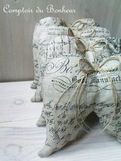 DSC01105 - Photo de créas en tissu - comptoir du bonheur, la boutique