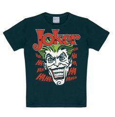 LOGOS Batman - Camiseta para bebé, color negro, talla 18-24 months #regalo #arte #geek #camiseta