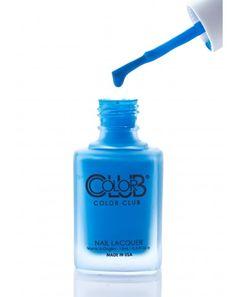 #DollsKill #Roller #Girl #lookbook #photoshoot #model #ColorClub #trapper #keeper #nail #polish #blue
