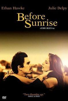 BEFORE SUNRISE (1995) afiş #1