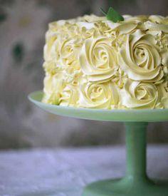 Pineapple Cake w/cream cheese frosting - Brown Betty Cookbook Recipe