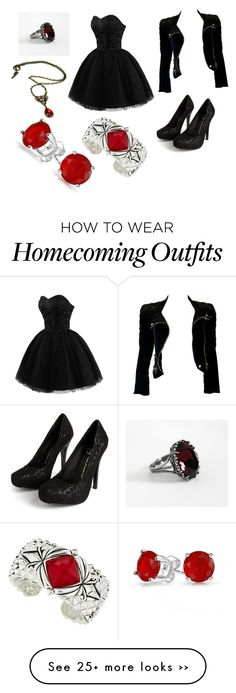 """""""Untitled #105"""" by annafrye on Polyvore"""