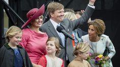Koning trots op 'continuïteit en verandering' Koningsdag   NU - Het laatste nieuws het eerst op NU.nl