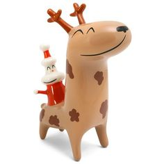 Alessi - Christmas Cow Boy Figurine | Peter's of Kensington - YES