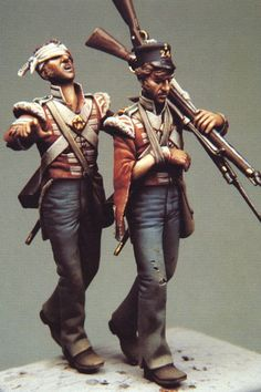 Ghosts of Chillianwallah - Virtual Museum of Historical Miniatures Military Figures, Military Art, Military History, British Army Uniform, British Uniforms, Samurai, Crime, Model Hobbies, History Images
