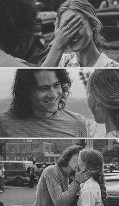 10 things I hate about you 90s Movies, Iconic Movies, Series Movies, Good Movies, Relationship Goals Pictures, Cute Relationships, The Love Club, Couple Aesthetic, Aesthetic Movies